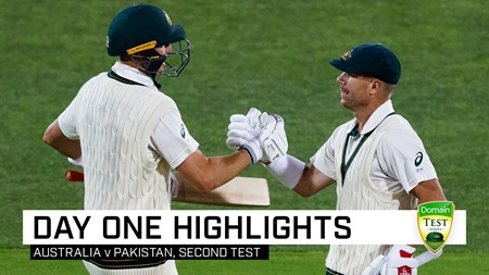Demolition Men: Warner, Labuschagne hammer Pakistan