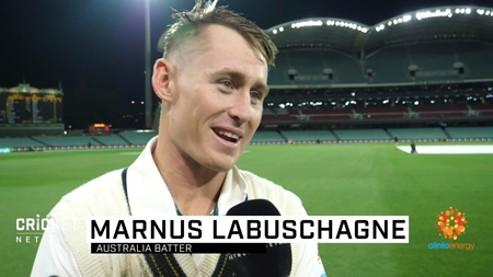 'Spaghetti arms' Marnus reflects on brillliant ton