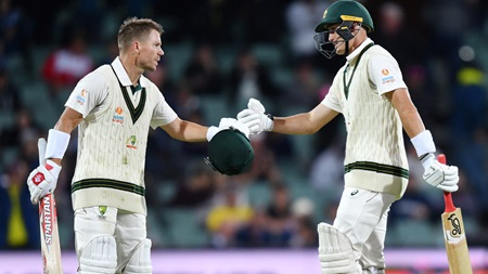 Warner in elite company, says Ponting