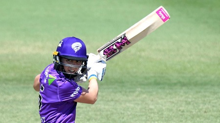 Knight rescues the 'Canes with rapid half-century