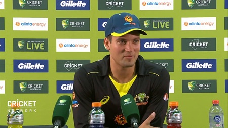 We fell 11 balls short of a victory: Carey