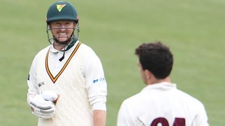 New selector Bailey holds Tasmania together
