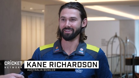 I'm almost playing for a job: Richardson