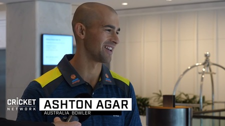 Agar loving teaming up with Zampa in T20 fixtures