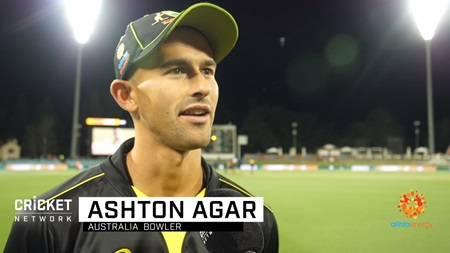 'How the hell does he do that?' Agar on Smith