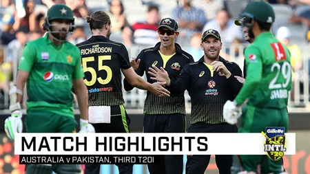Aussies thump Pakistan in monster 10-wicket trouncing