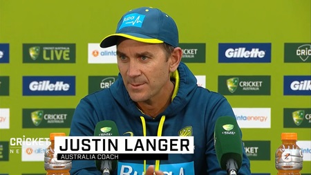 Langer delighted at perfect start to men's summer