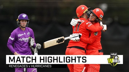 Duffin the hero as Renegades win thriller