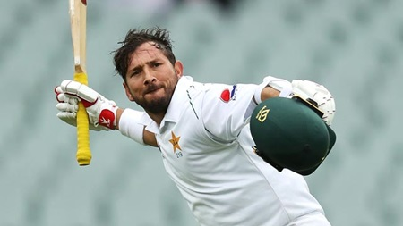 Ya-serious?! Shah posts maiden Test century