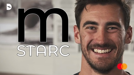 How super Starc started something priceless