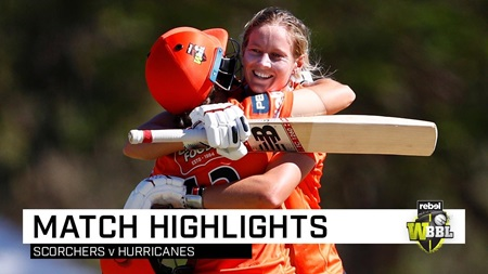 Lanning sends warning as WBBL finals near