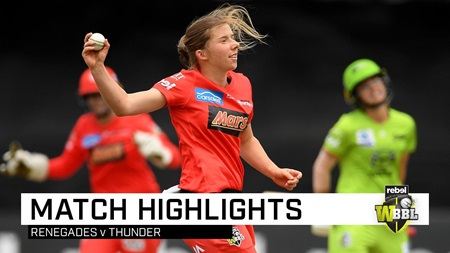 Renegades lock in WBBL finals berth