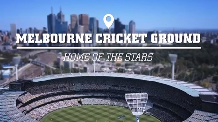 Big rivals set to meet again in MCG blockbuster