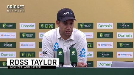 Expected to be put in under lights: Taylor
