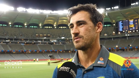 Pitch playing tricks but patience will be key: Starc