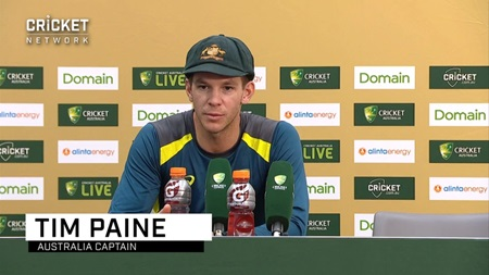 Paine lauds 'awesome' bowlers after thumping win in Perth