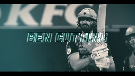 Ben Cutting's big bombs and bloody noses