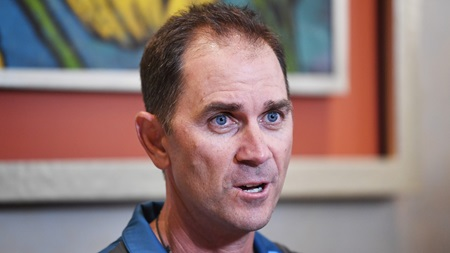 Langer discusses Test replacements, India ODI squad