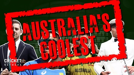 Who's the coolest player in the Aussie Men's Team?