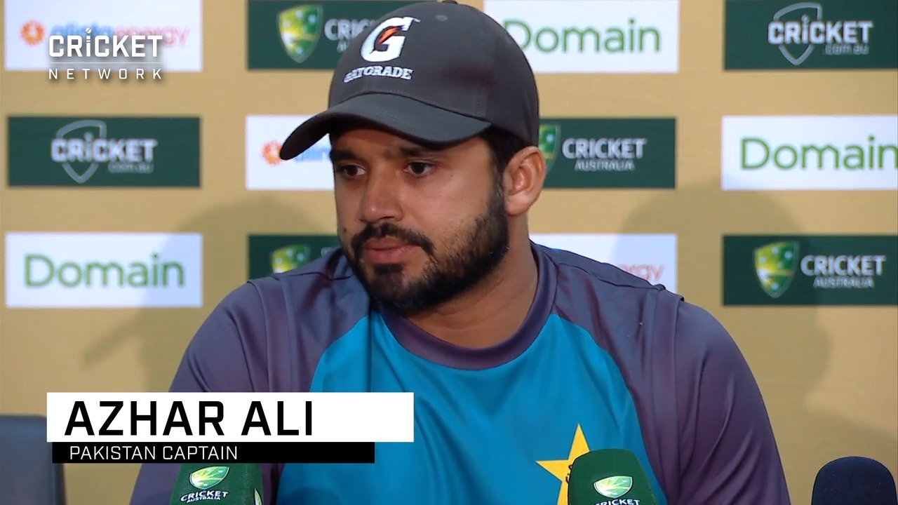 Azhar reflects on challenging series for Pakistan