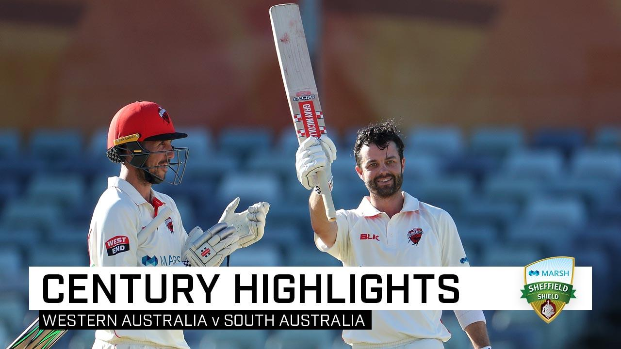 Ferguson offers Redbacks hope with brilliant hundred