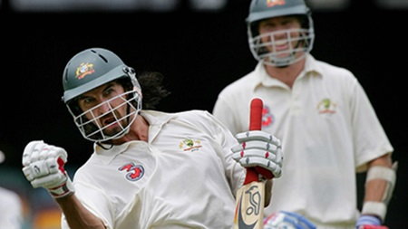 'We were just laughing': The McGrath-Gillespie batting show