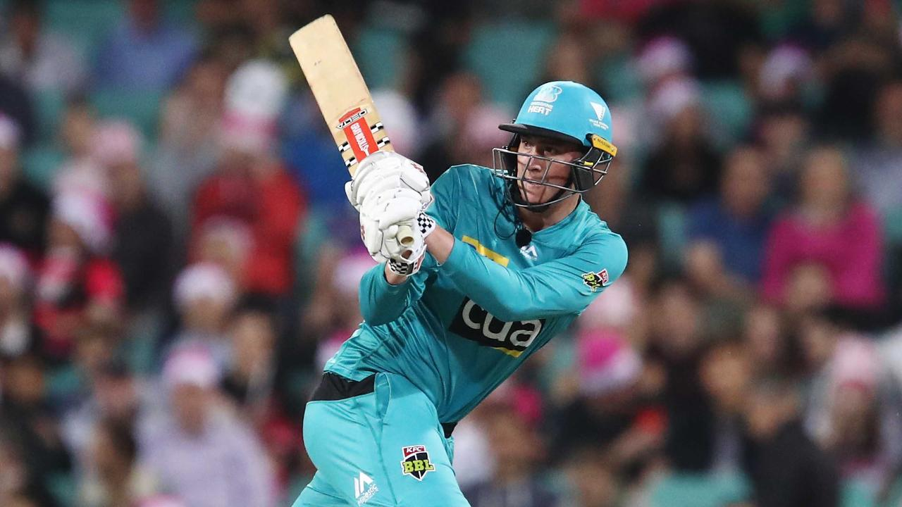 Renshaw unleashes with rapid 60no