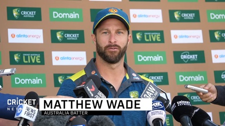Wade tipping another bouncer barrage in Melbourne