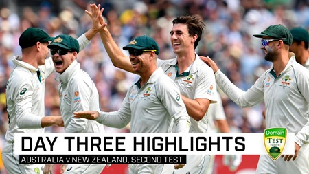 Australia in commanding position after dominant day