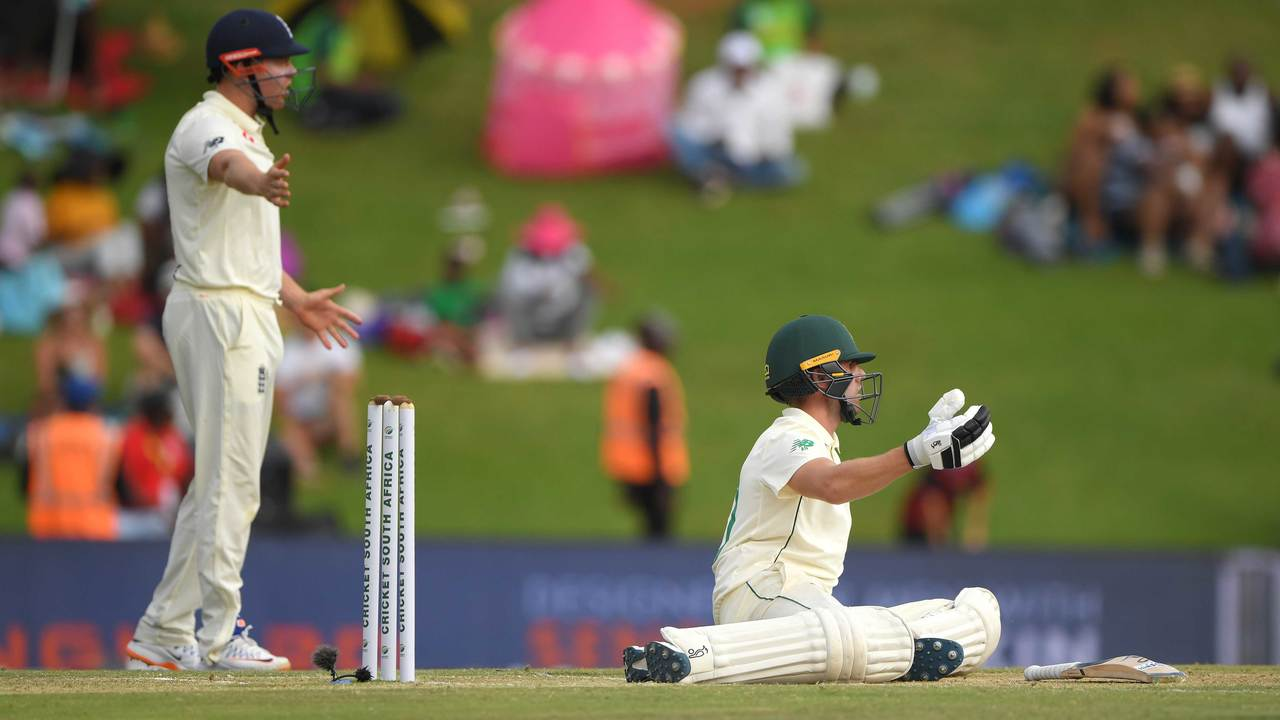 Archer's beamers, England collapse in dramatic day