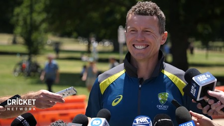 Siddle: All I ever wanted to do was help the team win