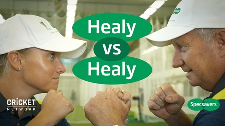 'Name that player!' Healy v Healy Specsavers Challenge