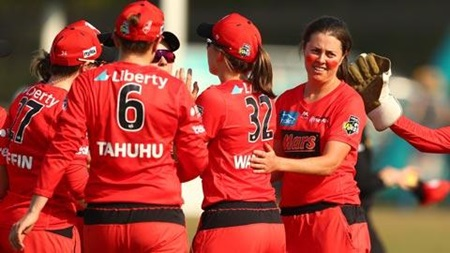 Strano shines in Renegades' semi-final defeat