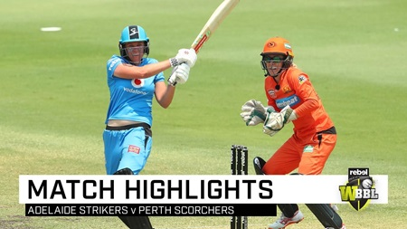 Strikers send Scorchers packing with dominant victory