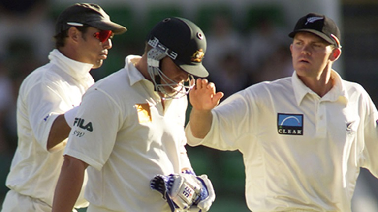 Ponting-remembers-Warnes-comical-dismissal-on-99-still