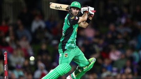 Vintage Maxwell guides Stars home
