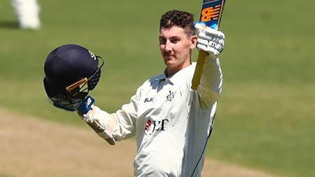 Maddinson posts second-straight ton