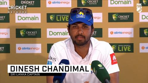 Sri Lanka skipper bitterly disappointed