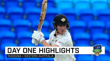 WA take upper hand on day one