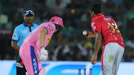'Mankad' incident sparks IPL outrage