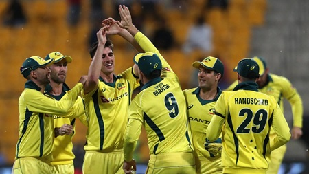Aussies cruise to series victory