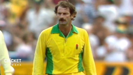 From The Vault: Lillee's ODI best