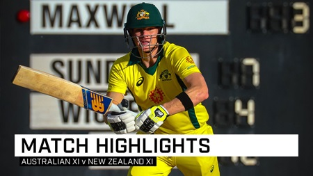 Full highlights: Smith, Maxi on song