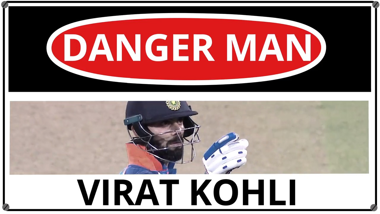Ponting's World Cup danger man: Virat Kohli