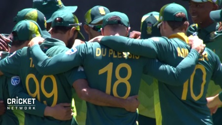 Proteas unshackle their Cup demons