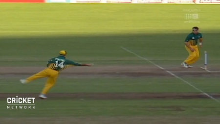 A hat-trick of trademark Ponting run outs