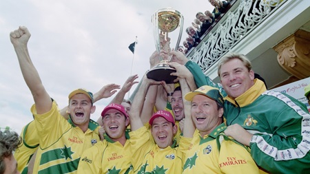 Ponting's World Cup Memories: The '99 turnaround