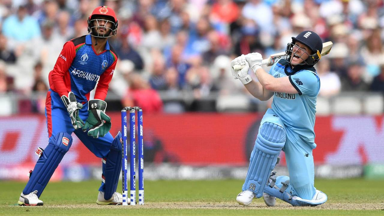 England make statement with Afghan thrashing