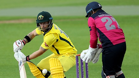 Wade fires as Australia A thrash Northants