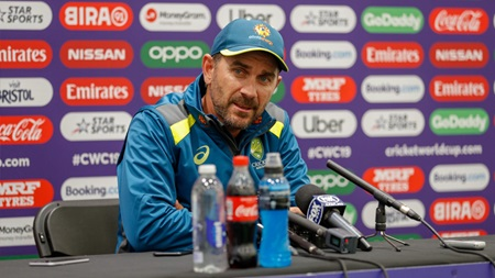 We need to adapt our game plan: Langer